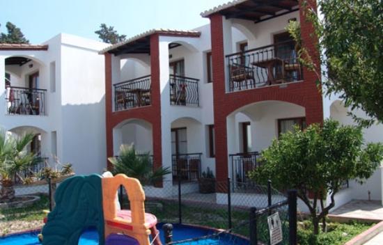 Sirca Apartment Hotel : Kleine aber sehr feine Hotel-Anlage: Circa Apart
