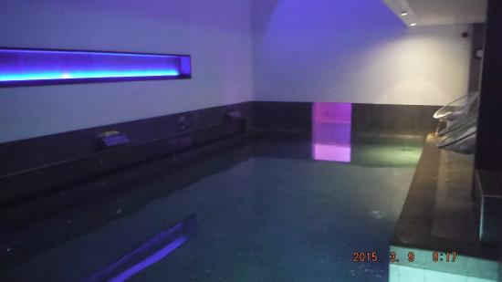 The Main Pool Picture Of Blythswood Square Hotel Glasgow Tripadvisor