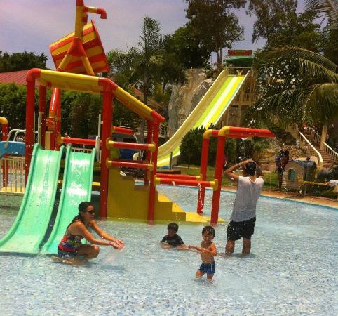 White Rock Waterpark and Beach Resort: kiddie pool