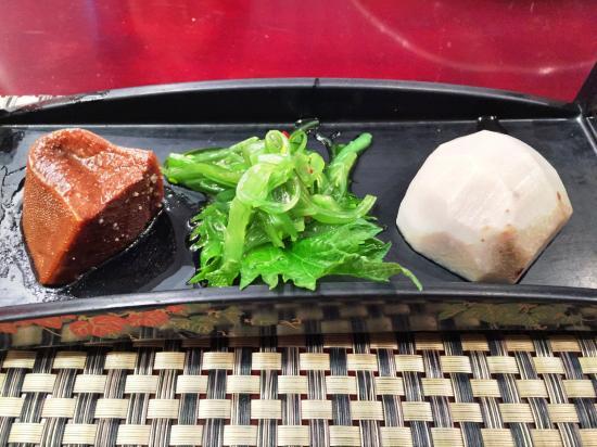XiCun: Braised Ox Tonge with Taro