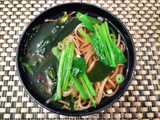 XiCun: Hot Noodle Soup with Vegetable