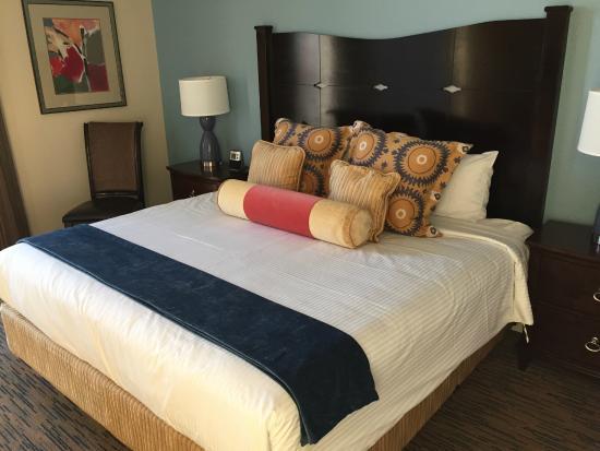 King Bedroom Picture Of Wyndham Ocean Boulevard North Myrtle Beach Tripadvisor