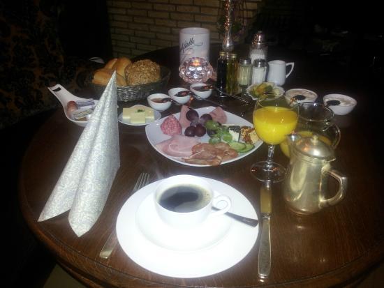 Hotel Haus Elmer: Frühstück