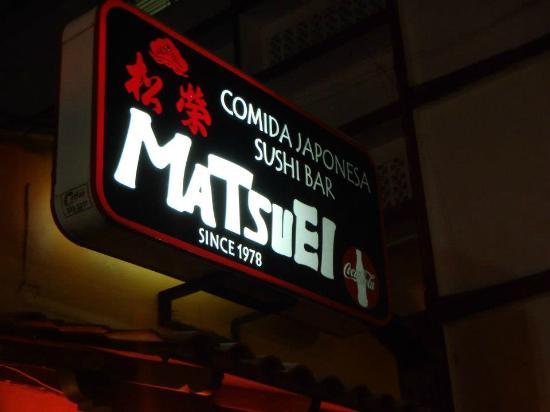Matsuei Sushi Bar Panama: Logo