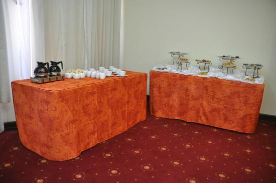 Africana Thai Restaurant - Picture of Africana Hotel, Alexandria - Tripadvisor