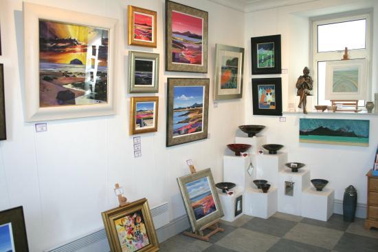 Galleria Luti: Original work by Scottish Artists