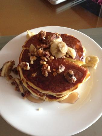 Eggs And Pancakes Picture Of Mr Pancake House Wuding