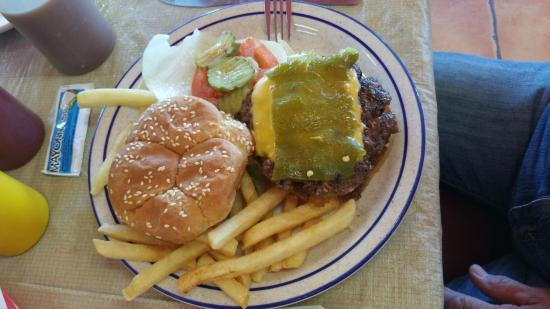 Why, AZ: Chili Cheeseburger