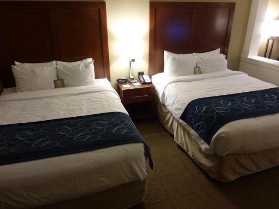 Comfort Suites Bozeman: Queen beds
