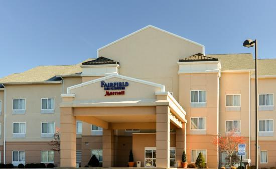 Fairfield Inn & Suites Lock Haven : Exterior