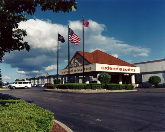 Extend a Suites Indianapolis : Exterior XAINDI