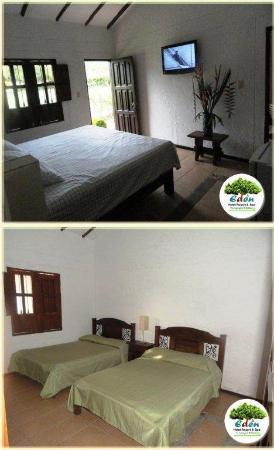 Hotel Resort El Eden: ELEDENROOMS