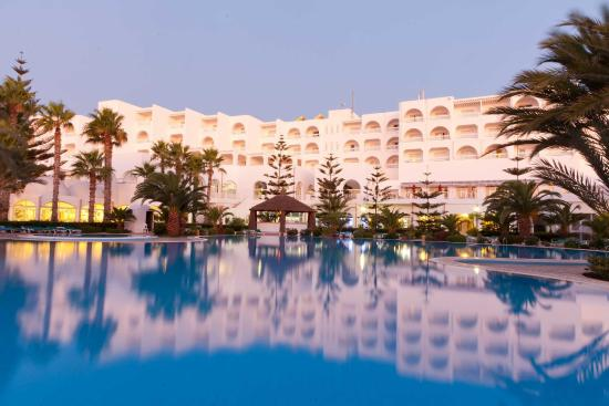 SENTIDO Aziza Beach Golf & Spa: Exterior