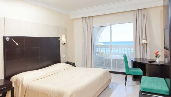 SENTIDO Aziza Beach Golf & Spa: Double Room With Sea View