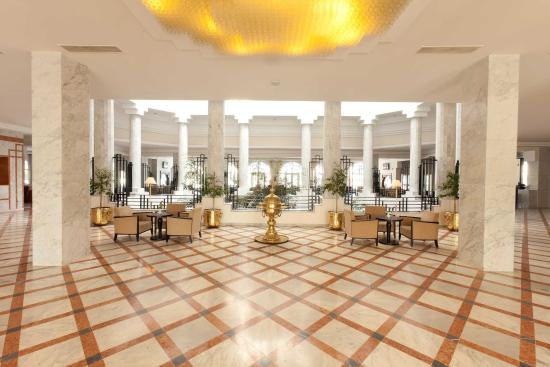 SENTIDO Aziza Beach Golf & Spa: Lobby