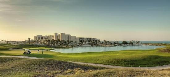 Park Hyatt Abu Dhabi Hotel & Villas: ABUPH_P069 Golf_panoramic