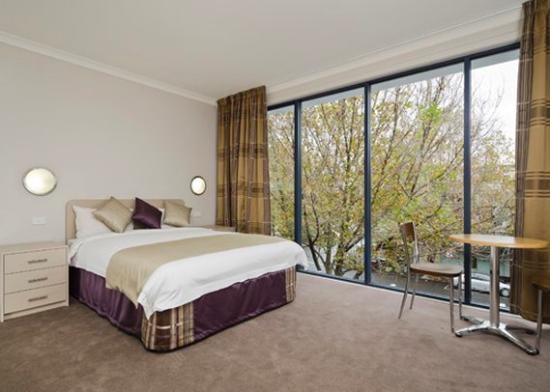 Lygon Lodge Carlton: Roomwithview