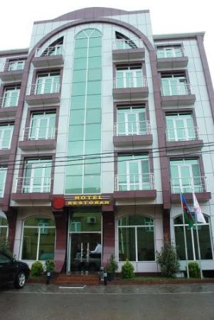 AEF Hotel: Exterior