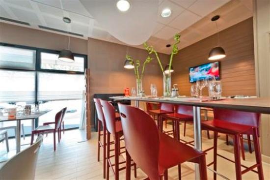 Campanile Lyon Sud Oullins : Restaurant