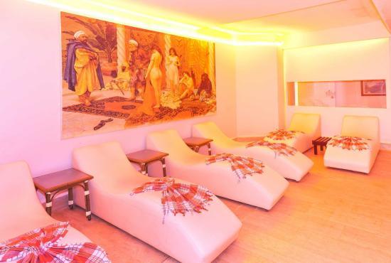 SENTIDO Zeynep Resort : Spa