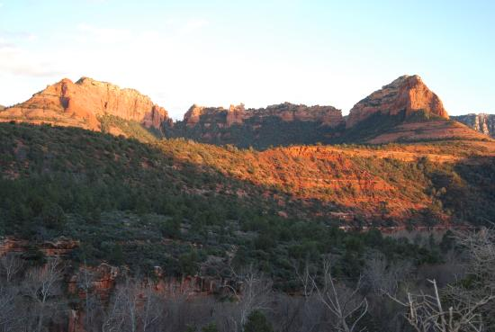 SpringHill Suites Flagstaff: Sedona - 45 minutes from here