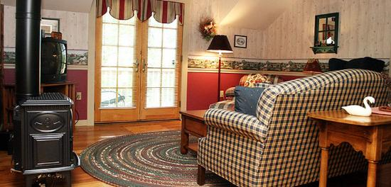 The Country Inn at High View, LLC: Granary Suite