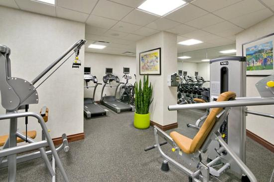 Doubletree By Hilton - Times Square South : Fitness Center