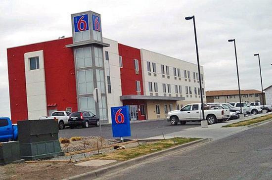 Motel 6 Williston