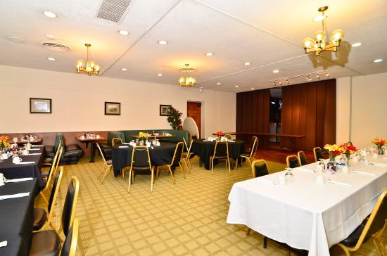 Americas Best Value Inn St. Helens: Meeting Room Two