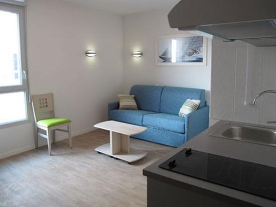 Apart'Hotel L'Escale Marine : Guest Room