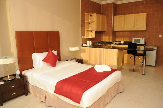 Kingsgate Hotel Doha: Superior Queen Bed