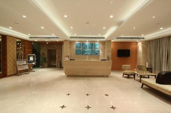 Riverview Hotel: Lobby