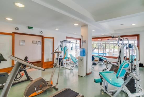 Prodigy Hotel Alpenhaus Gramado: Hotel Alpenhaus Fitness
