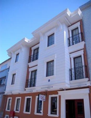 Saba Sultan Otel: Exterior