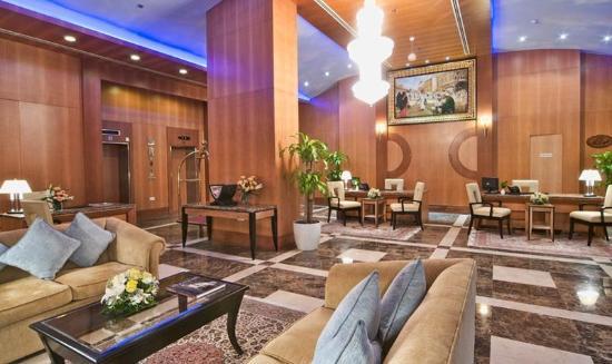 Wiseman Grand Hotel: Retaj Royale Lobby