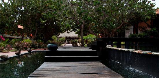 IKIN Margarita Hotel & Spa: Lugar