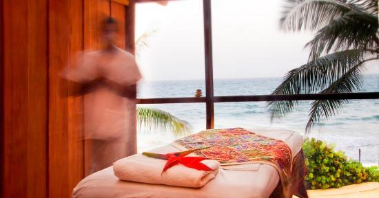 IKIN Margarita Hotel & Spa: Spa