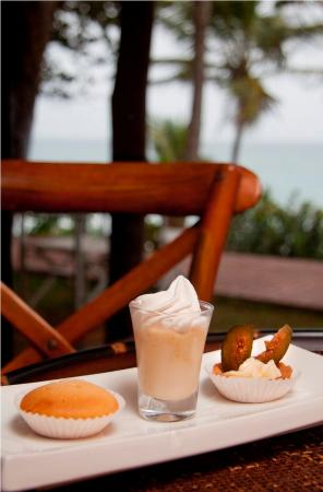 IKIN Margarita Hotel & Spa: Restaurant