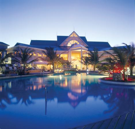 Lowlands, Tobago: Magdalena Grand Exterior