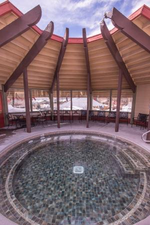 Sierra Nevada Resort & Spa: Jacuzzi