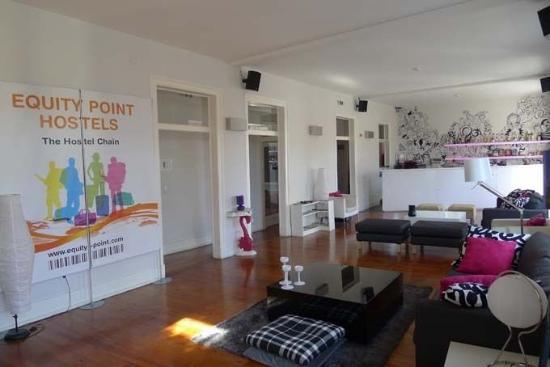 Equity Point Lisboa Hostel: Interior
