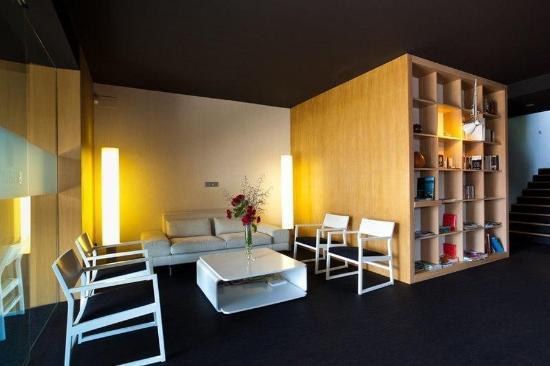 Ellauri Hotela: Interior