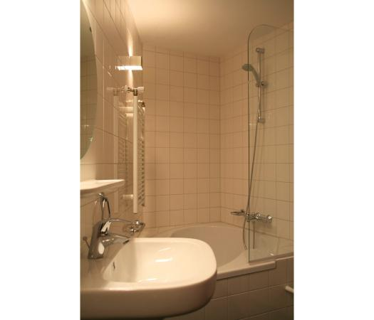 Hotel Sebel: Bathroom