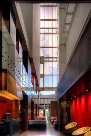 Olivia Plaza Hotel: Lobby