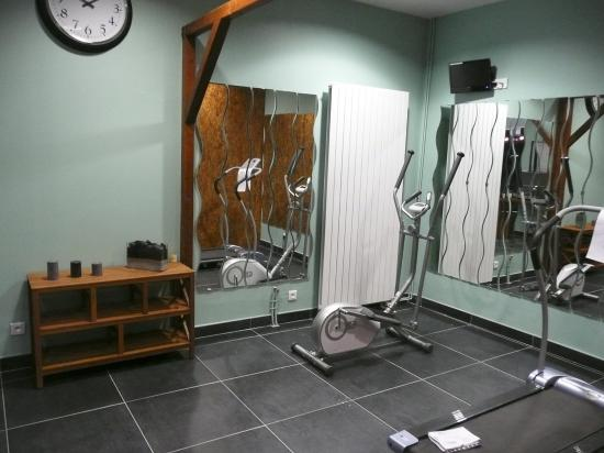 Hotel Spa du Commerce: Health Club