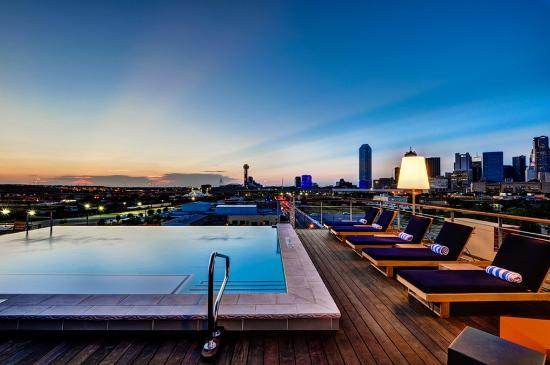 NYLO Dallas South Side: Rooftop Pool