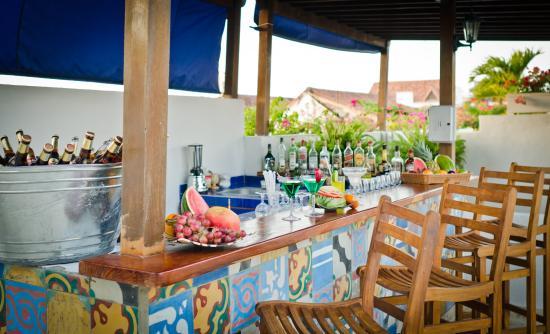 Bantu Hotel By Faranda Boutique: Bar