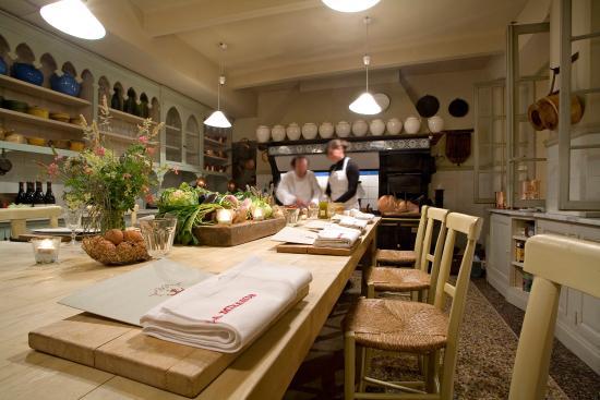 La Mirande Hotel: Cours De Cuisine