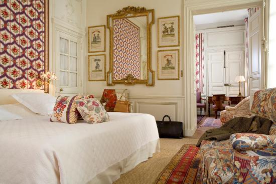 La Mirande Hotel: Suite