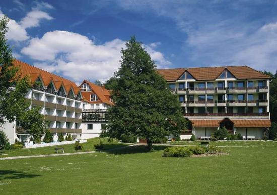 Ringhotel Waldhotel Bärenstein: Exterior view Waldhotel Baerenstein
